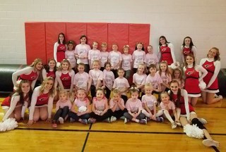Mini Cardinals Clinic