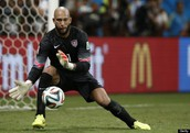 Tim Howard