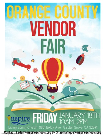 Orange County Vendor Fair