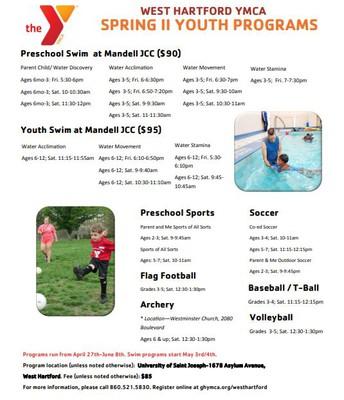YMCA Camp Youth Sports/ Swim