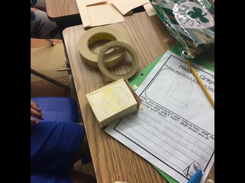 4th Grade Maker Space Activity