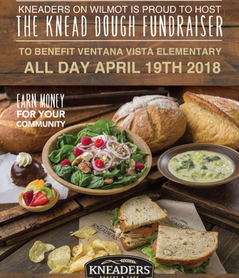 Dine Out at Kneaders next Thursday!