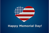 Memorial Day-Student/Teacher Holiday
