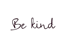 August Character Trait of the Month: Kindness