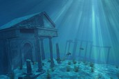 The story behind the lost city of Atlantis