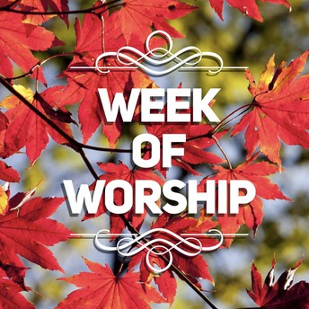 Fall Week of Worship