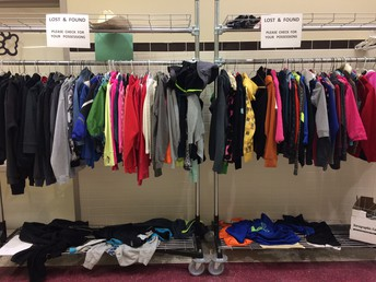 The Lost & Found is Overflowing!