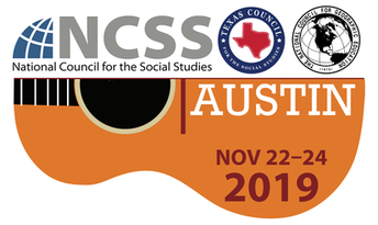 Logo for NCSS/TCSS/NCGE November conference
