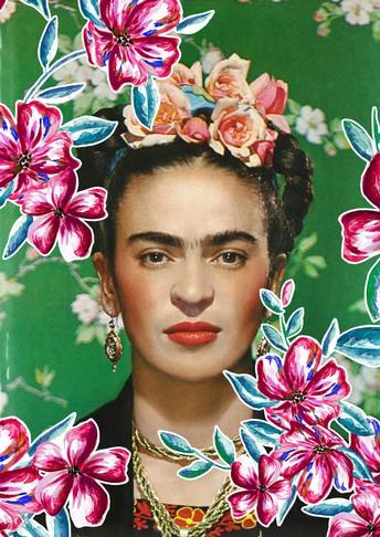 """""""Frida Kahlo, the Selfie Queen"""""""