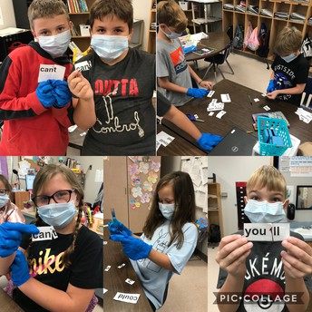 Contraction Surgery in 4th Grade!