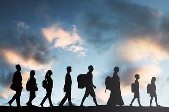 """June 20: Panel Discussion, """"People on the Move"""""""