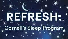 Need to Refresh? Make time for Sleep