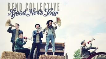 Rend Collective is coming to CCC!