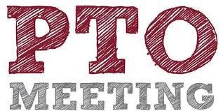 PTO Meeting-Tuesday, January 12th