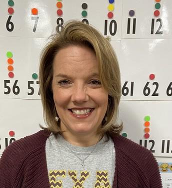 Catherine Sakewitz, Math Interventionist