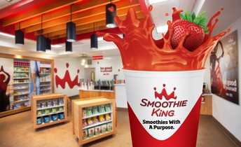 Smoothie King Partnership