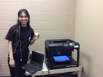Latest 3D Printing