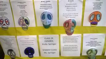 Ms. Springer's Class
