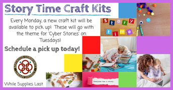 Craft Kits for Cyber Stories