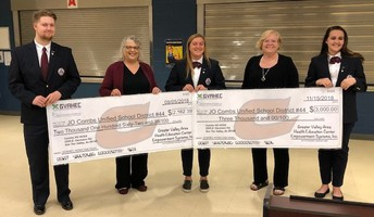 HOSA MEDICAL PROFESSIONS PROGRAM RECEIVES GRANTS
