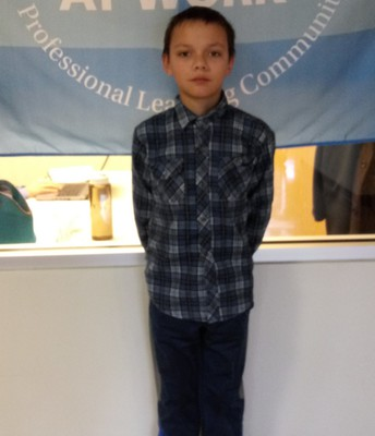 Bradley Hamre 6th Grade