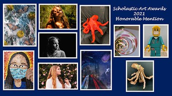 Honorable Mention Recognized Artwork