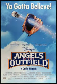 Movie Monday: Angels in the Outfield