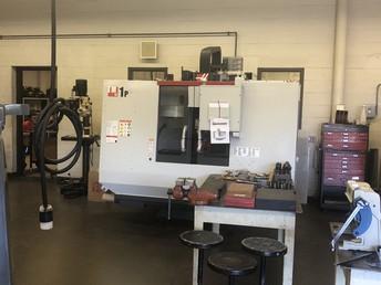 Haas CNC Mill