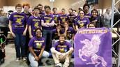 Troy High Robotics Team competes at RPI