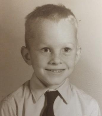 Mr. Paul Stefanko, BOE Member (school-age photo)