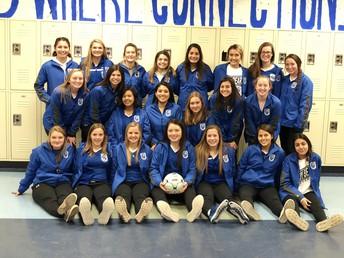 Lady Bears' Soccer