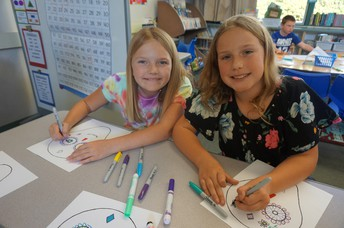 Message from Penngrove's Art Enrichment Program