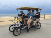 CRHS students enjoy Virginia Beach
