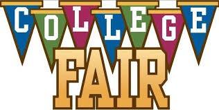 ALL GRADES:  Fall College Fairs