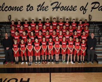 19-20 Wrestling Team