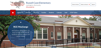 RUSSELL CAVE ELEMENTARY