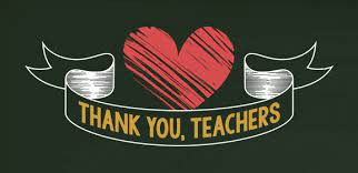 A Special Note to our ESSENTIAL TEACHERS AND SUPPORT STAFF!!
