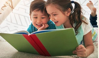 Read Together to Support Early Literacy