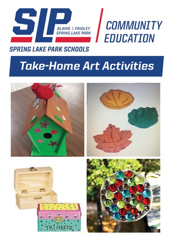 Take-Home Art Activities