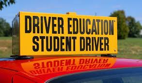 Driver's Education Enrollment Now Open