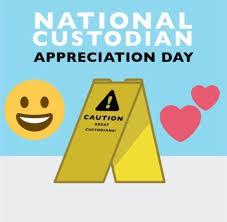 Custodial Staff Appreciation Day!