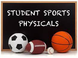 Sports Physical Information for Next Year