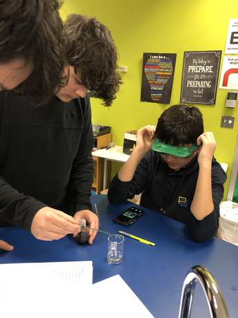 High School Science and Health Connection