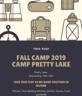 Pretty Lake Camp