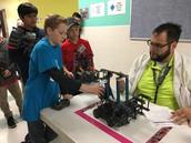 Robotics Tournament 12/2
