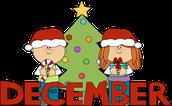 December Professional Development