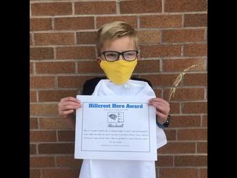 Alex Jewell - 2nd Grade