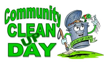 2nd Grade Community Clean Up- 2nd Grade Parents Please Read!