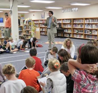 Library workshops