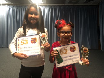 Second Place Winners